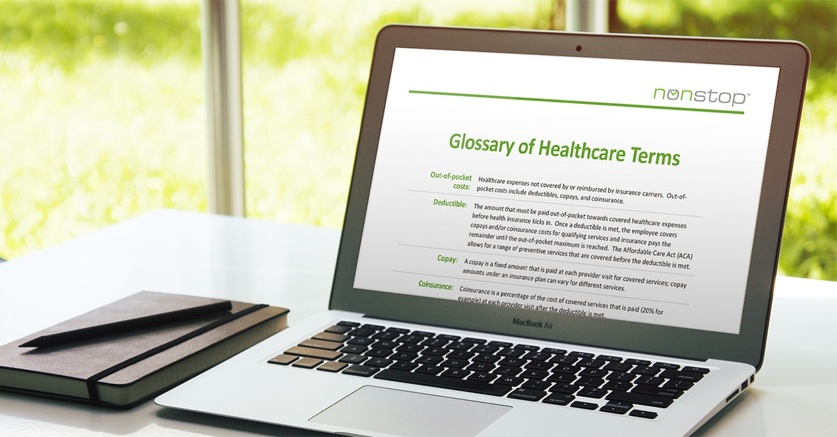 Healthcare Terms: What Do They Mean?