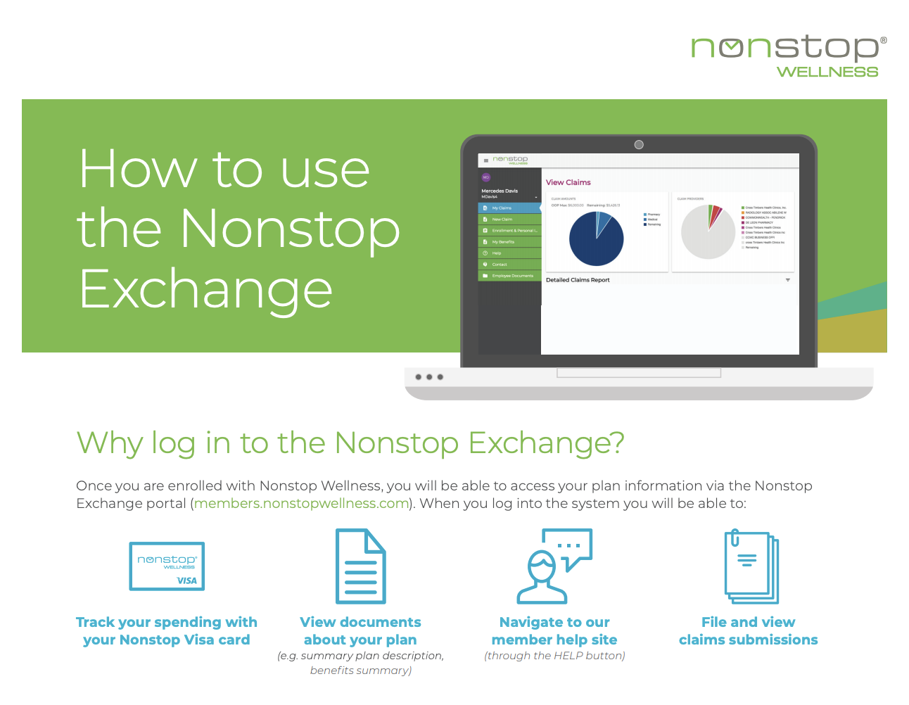 How to Use the Nonstop Exchange