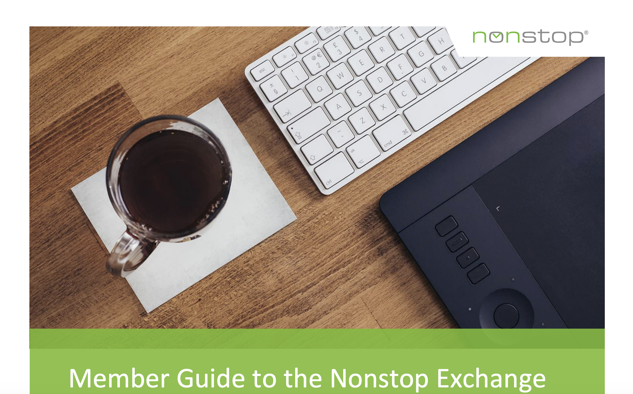 Employee Guide to the Nonstop Exchange